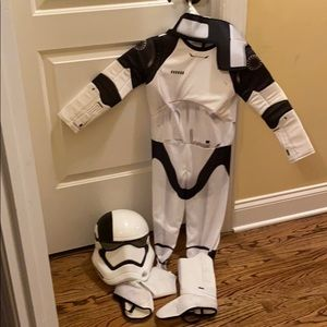 Star Wars Costume Boys sz Small